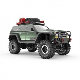 EVEREST GEN7 PRO 1/10 SCALE ELECTRIC ARTR - GREEN EDITION - RC00002