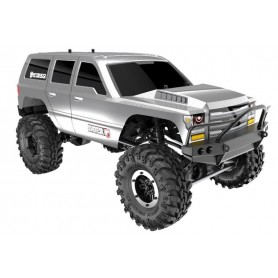 EVEREST GEN7 SPORT 1/10 SCALE ELECTRIC ARTR - SILVER EDITION - RC00003