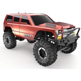 EVEREST GEN7 SPORT 1/10 SCALE ELECTRIC ARTR - ORANGE EDITION - RC00004