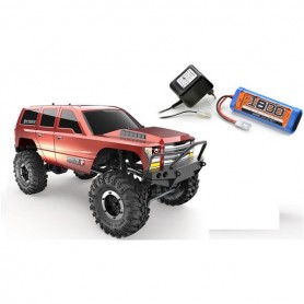 EVEREST GEN7 SPORT 1/10 SCALE ELECTRIC RTR - ORANGE EDITION - RC00004EU