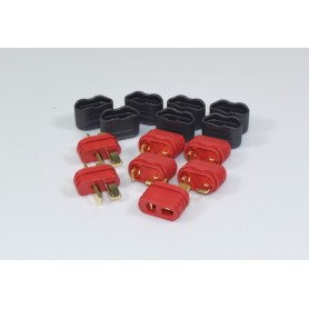 T-plug Set 2x Male - 5x Female - 3040027