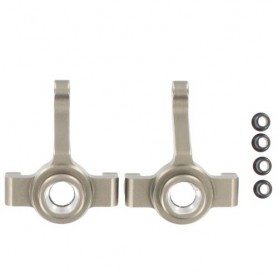 Aluminum Steering Knuckles L/R - RC180002S