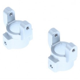 Aluminum Caster Mounts L/R - RC180003S