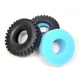 "Tire Set Crawler ""Super Soft with Rebound Sponge"" 114mm - 2500033"