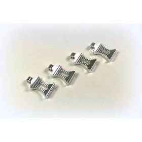 Aluminum Pin Grip - silver - 2440054