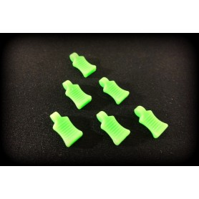 Rubber Pin Grip - neon green - 2440056