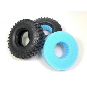 "Tire Set Crawler ""Super Soft with Rebound Sponge"" 110mm - 2500032"
