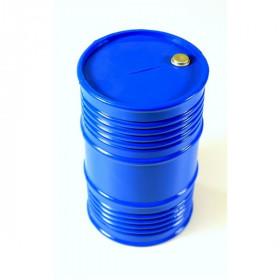 Plastic oil tank, Blue - 2320082