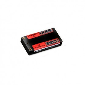 Shorty Pack LiPo 7.4V-110C 3200 Hardcase 16mm - 4150005