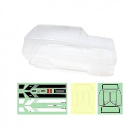 Clear Body - RCRER11396