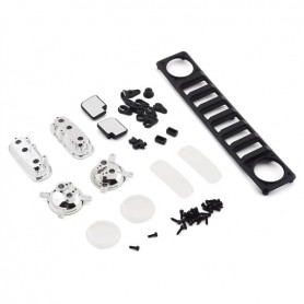 Gen8 Scout Accessory Kit for clear body - RCRER11473