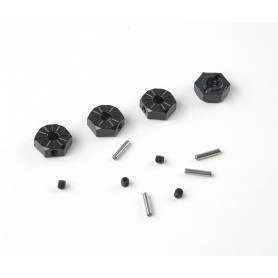 Axial Narrow 12mm Aluminum...
