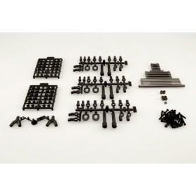 "SCX10 TR Links Set - 11.4""..."