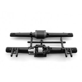 XR10 Front Axle Case Set