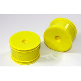 Rear Rims yellow (2 pcs)...