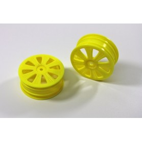 Front Rim yellow (2 pcs)...