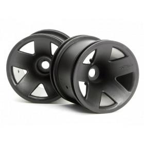 Type F5 Truck Wheel (Black)