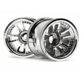 Split 5 Truck Wheel (Crome)