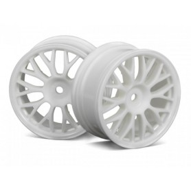 MESH WHEEL 26mm (WHITE)(1MM...