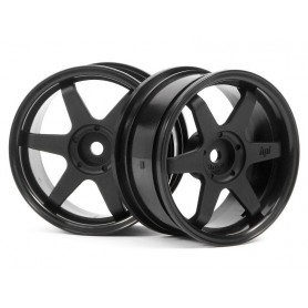 TE37 WHEEL 26MM BLACK (3MM...