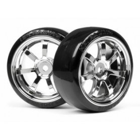 T-DRIFT TIRE 26mm RAYS...