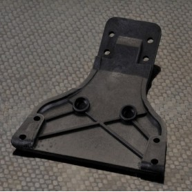 CF Chassis Plate front 2WD