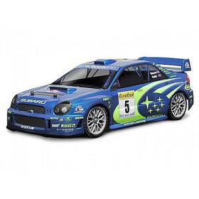 SUBARU IMPREZA WRC 2001...