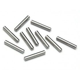 PIN 2 X 12MM (SILVER/10PCS)