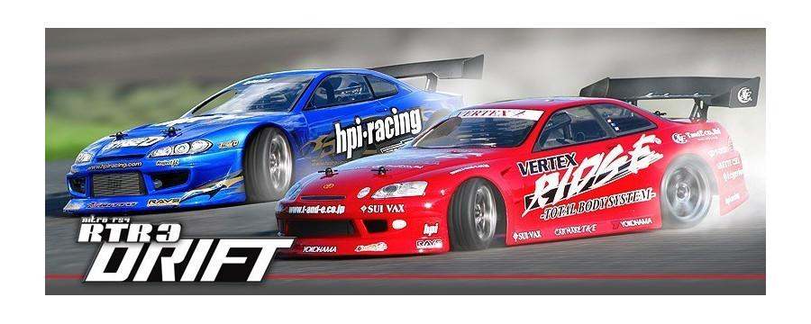 Peças - HPI Racing - Nitro 3 Drift 1/10