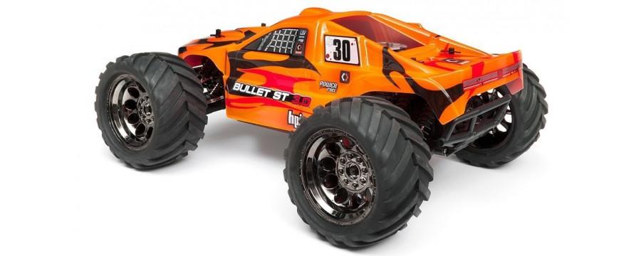 Peças - HPI Racing - Bullet ST 3.0 1/10