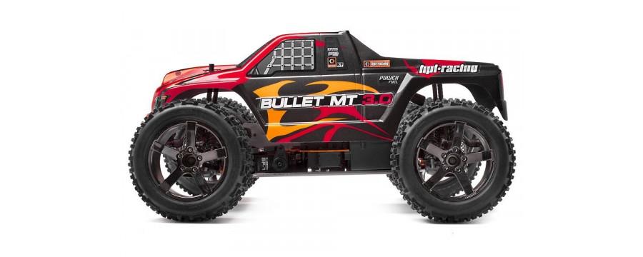 Peças - HPI Racing - Bullet MT 3.0 1/10