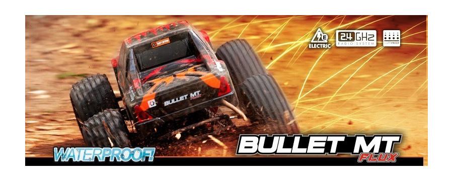 Peças - HPI Racing - Bullet MT Flux 1/10