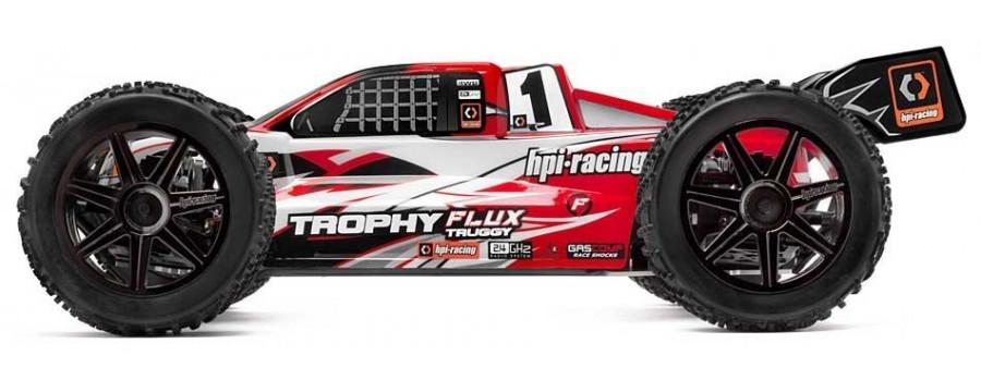 Peças - HPI Racing - Trophy Truggy Flux 1/8