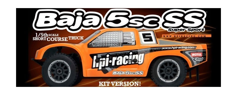 Peças - HPI Racing - Baja 5SC SS 1/5