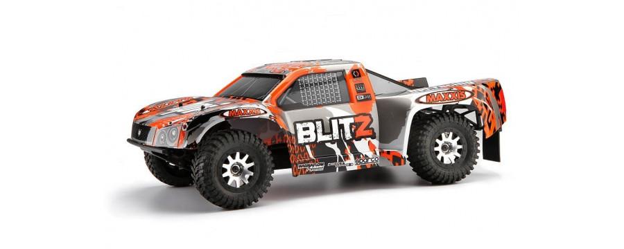Peças - HPI Racing - Blitz 1/10