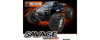 Peças - HPI Racing - Savage Flux 2350 1/8