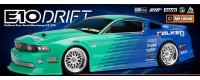 Peças - HPI Racing - E10 Drift Falken Mustang GT RTR 1/10