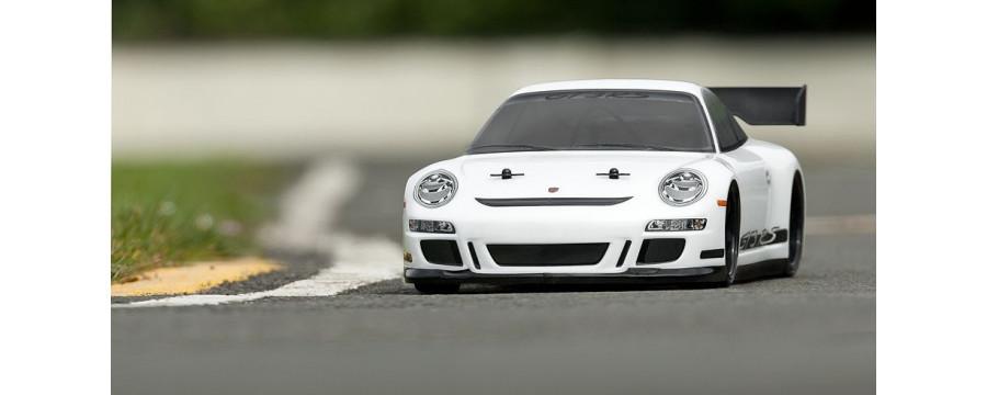 Peças - HPI Racing - Sprint 2 Flux w/ Porsche 911 GT3 RS 1/10