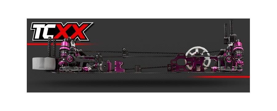 Peças - HPI Racing - TC XX