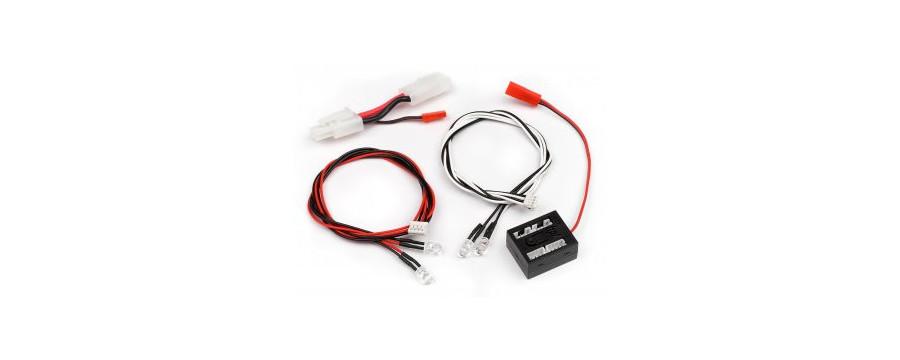 Eletrónica - LEDS