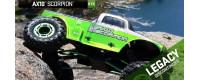 Peças - AXIAL RACING - Axial Scorpion RC Comp 10 - 1/10th Scale Rock Crawler
