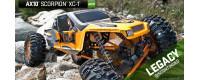 Peças - AXIAL RACING - Axial Scorpion ARTR - 1/10th Scale Rock Crawler