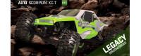 Peças - AXIAL RACING - AX10 Scorpion RTR Rock Crawler 1/10th Scale Electric