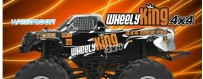 Peças - HPI Racing - Wheely King 4x4 Monster Truck 1/10