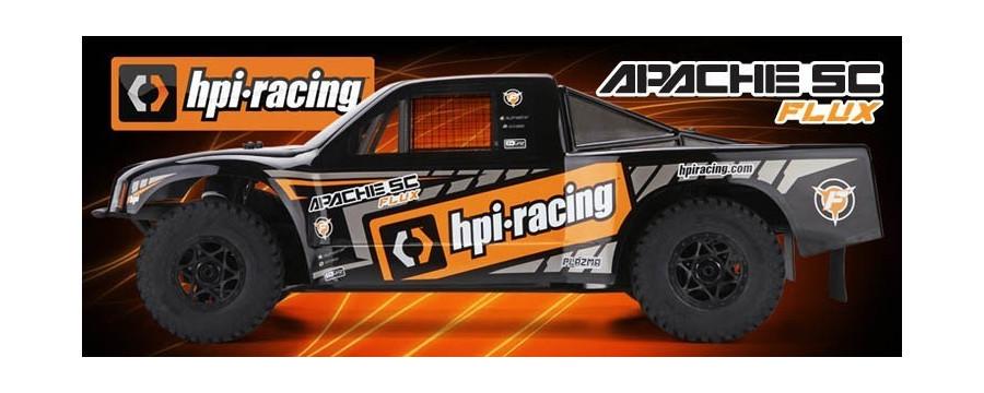 Peças - HPI Racing - APACHE SC 1/8