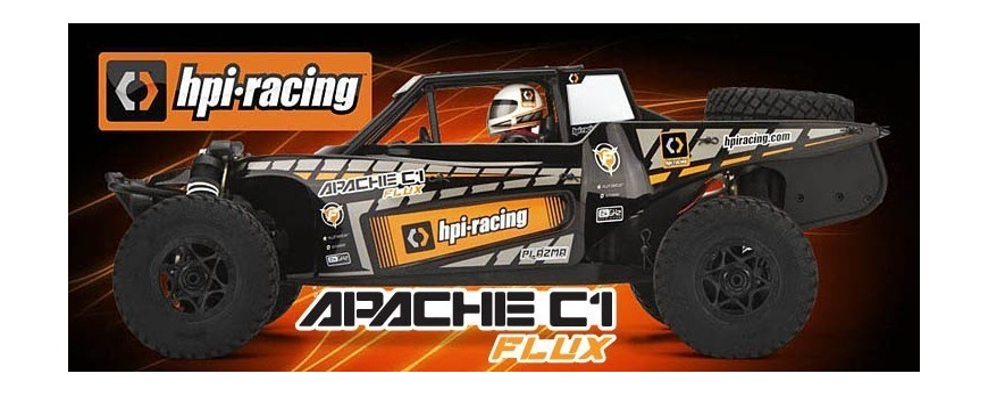 Peças - HPI Racing - APACHE C1 1/8