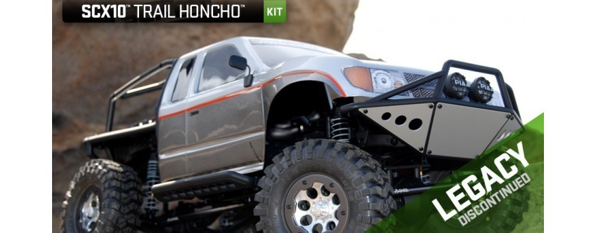 Axial SCX10 - 1/10th Scale Electric 4WD Truck - Kit