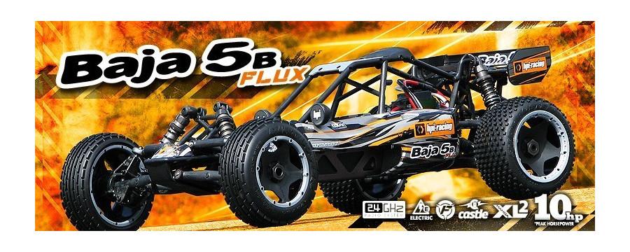 Peças - HPI Racing - Baja 5B Flux 1/5