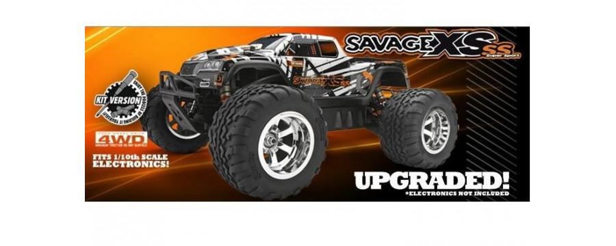 Peças - HPI Racing - Savage XS SS 1/12