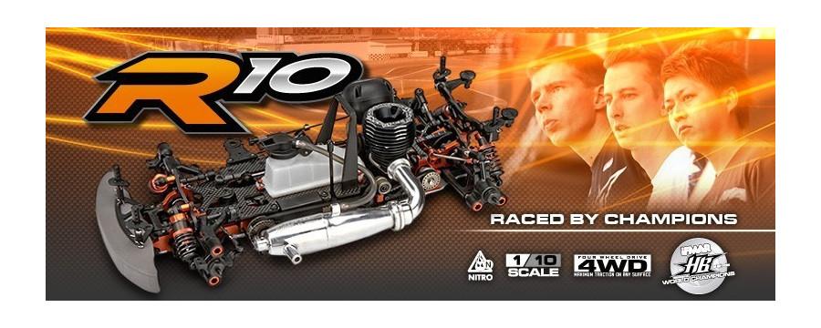 Peças - HPI Racing - HB R10 1/10
